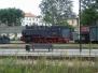 Поездка на узкоколейку LoBnitzgrundbahn